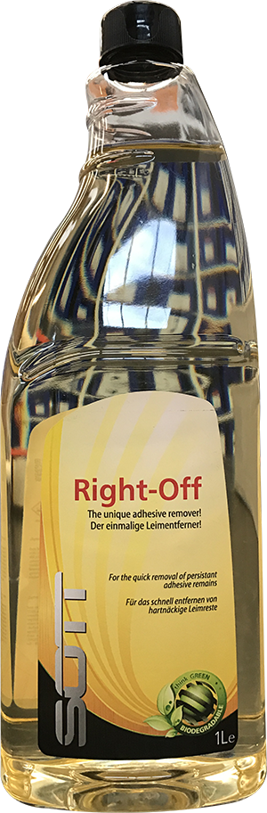 RIGHT-OFF limfjerner 1 liter