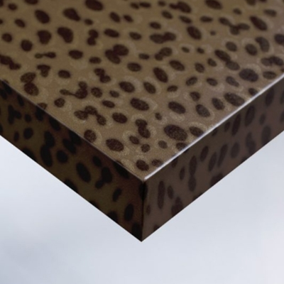 Leather – V4 Cover Styl' – V4 Leopard 122cm