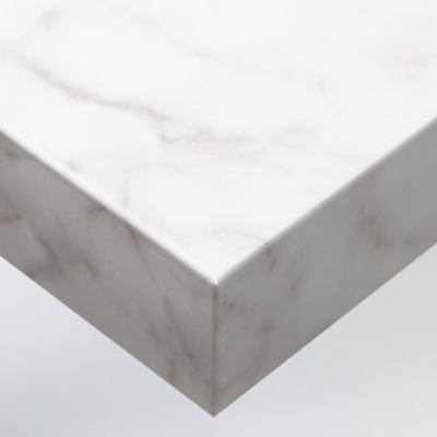 Marble – MK13 Cover Styl' – MK13 Faded white marble 122cm